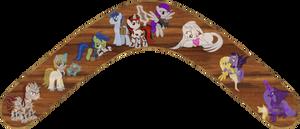Fallout Equestria Project Horizons Boomerang