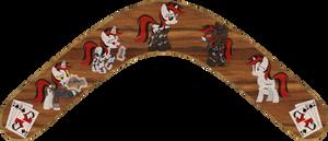 Blackjack Boomerang