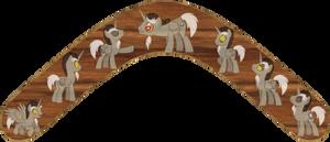 Pony Discord Boomerang