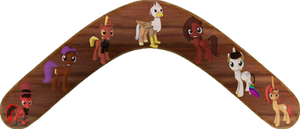 Youtube MLP Reviewers Boomerang