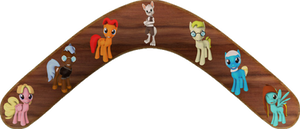 Youtube MLP Reviewers Boomerang 2