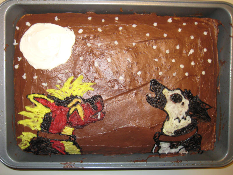 Moon Cake by CanineHybrid on deviantART