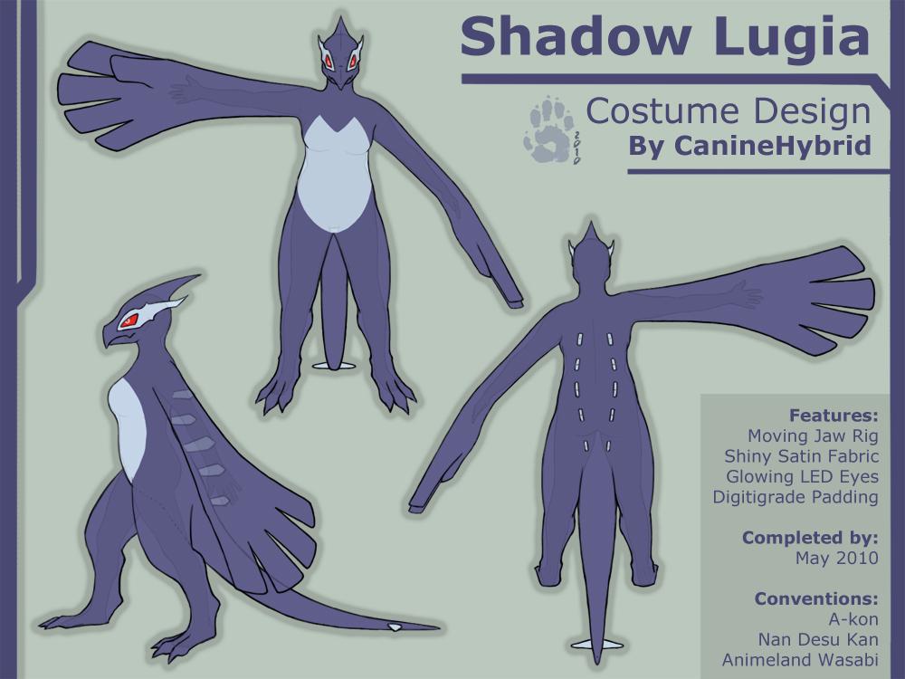 how to catch shadow lugia