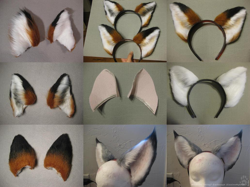 How to make ears 85