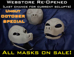 Webstore: Oct Special by CanineHybrid