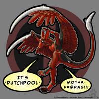 Dutchpool Badge