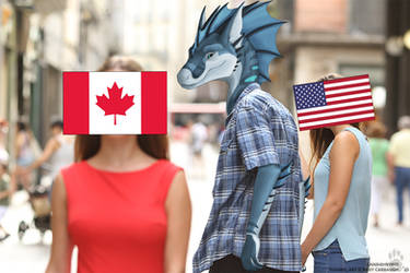 Canada Tho by CanineHybrid