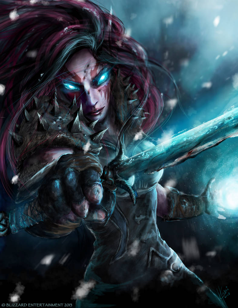 World of Warcraft Tribute : Winter's Bite