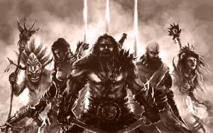 Diablo III by Kalkri