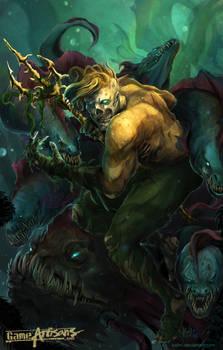 Undead Aquaman