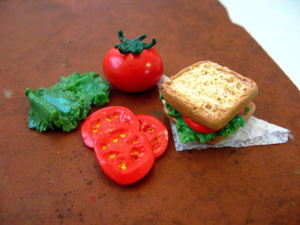 1930's Garden Lunch by Aidylvice