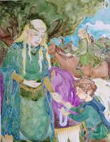 O Elvenking by Doodemoiidesu