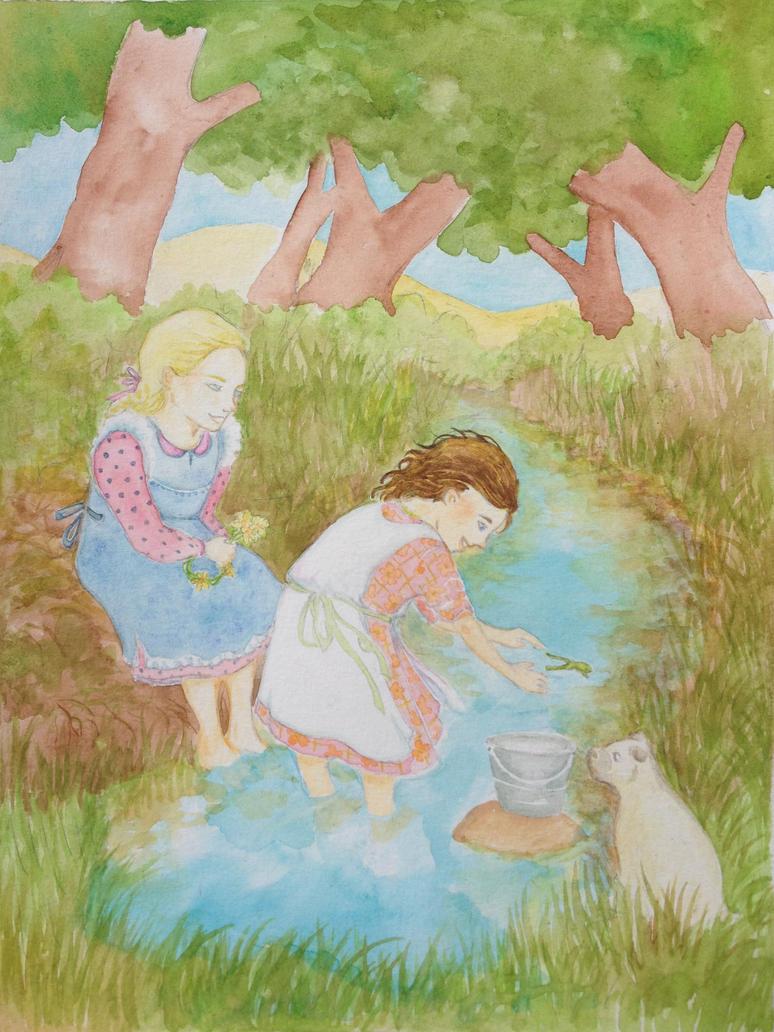 Plum Creek by Doodemoiidesu