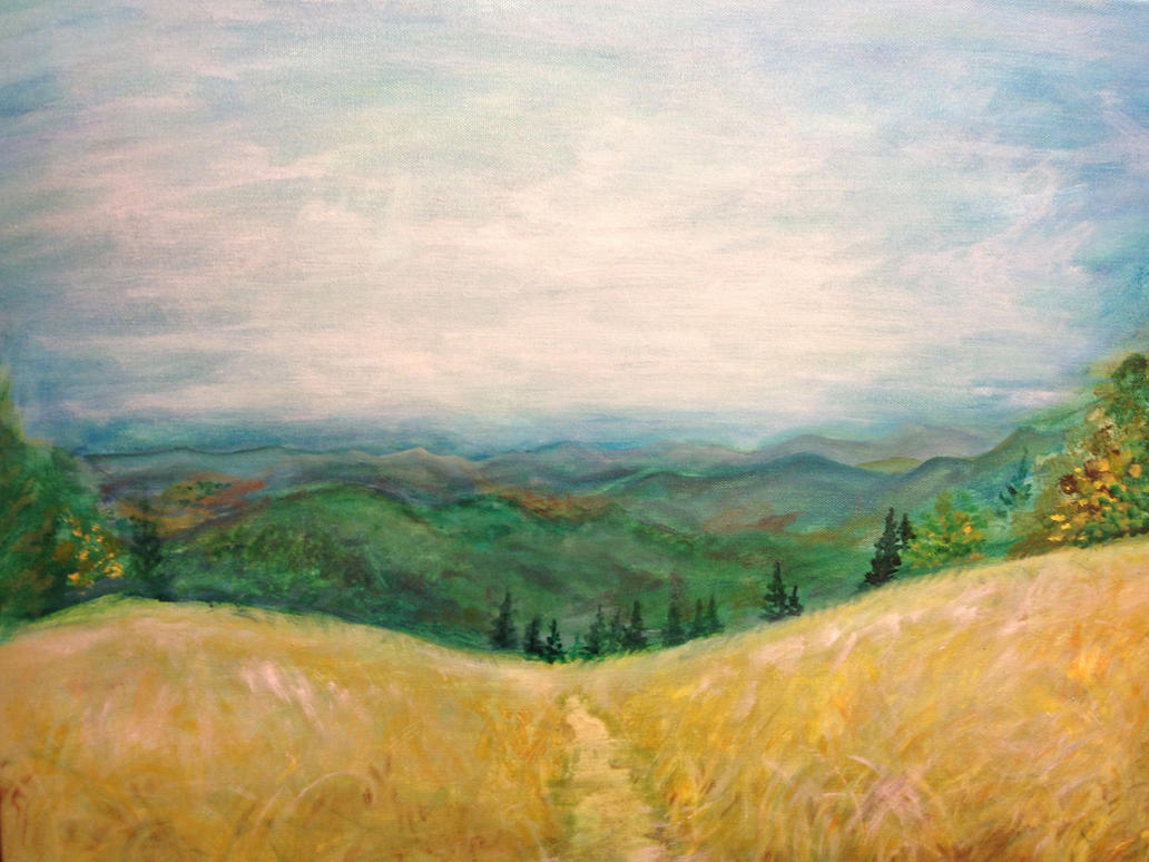 Oregon by Doodemoiidesu