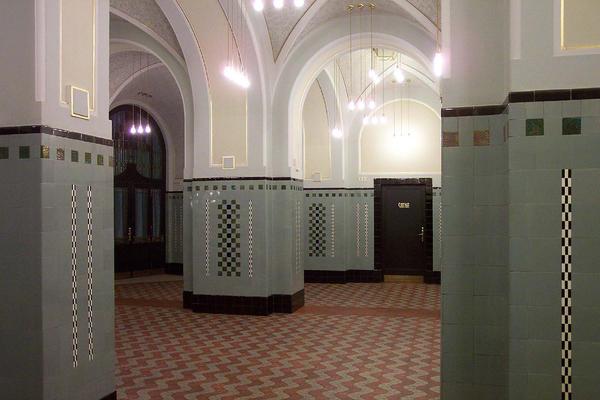Art deco interior prague by botfly on deviantart for Original art deco interiors