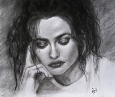 Helena Bonham Carter by n-11