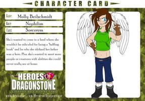 Heroes of Dragonstone Ref by MollyTheAngel