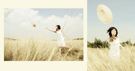 End of Summer Breeze by yabin