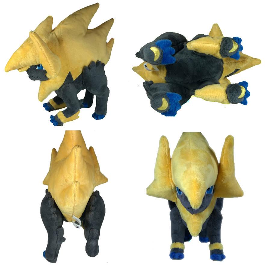 Shiny Mega Manectric by LRK-Creations