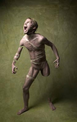 Pathetic Zombie Puppet