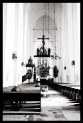 Gdansk, Poland - Cathedral by spock84