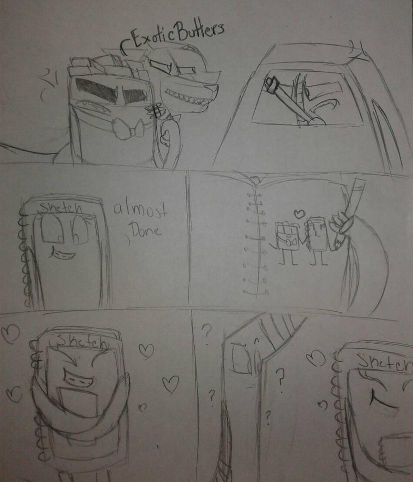 Ocs Comic: Cards Gone Bad ( pt 3 ) by EmeraldZone