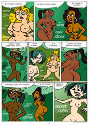 Total Drama hunger page 2 by Antonissen