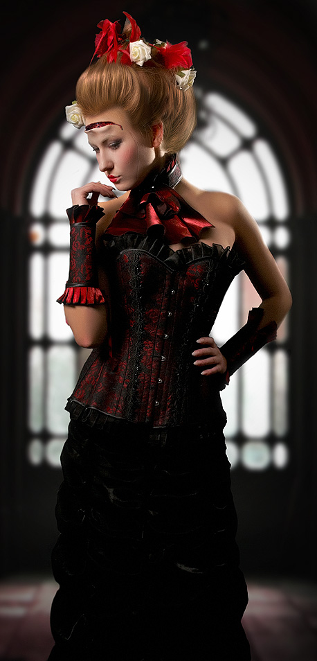 Filthy Victorian III by MegaTherionus