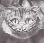 Cheshire Cat 2 by Kenzie11593