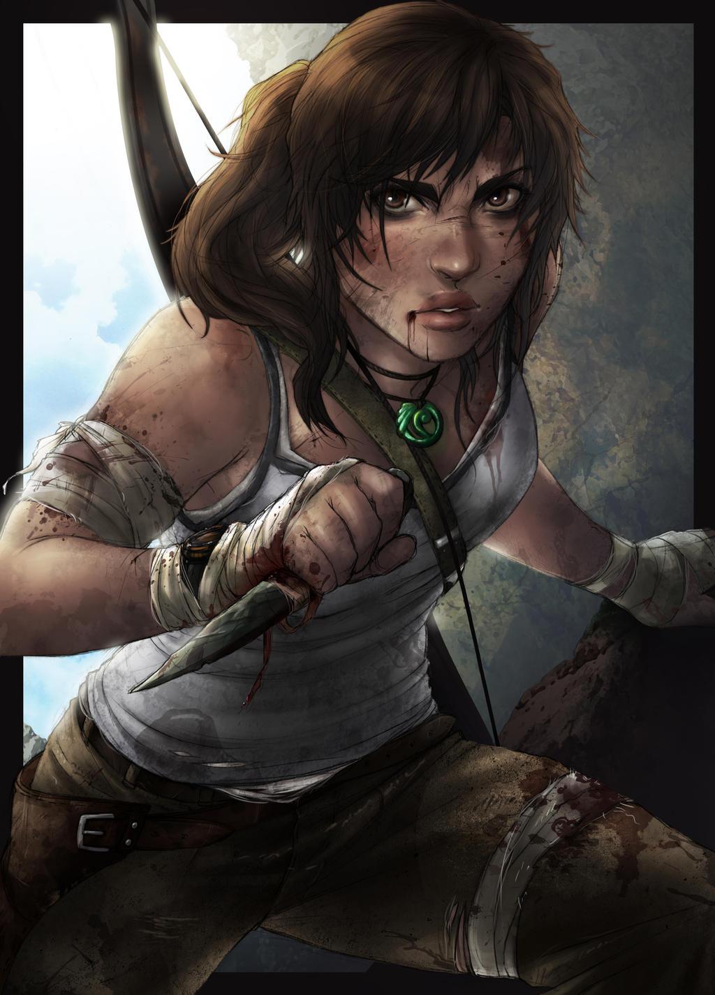 Tomb Raider Reborn by dathron