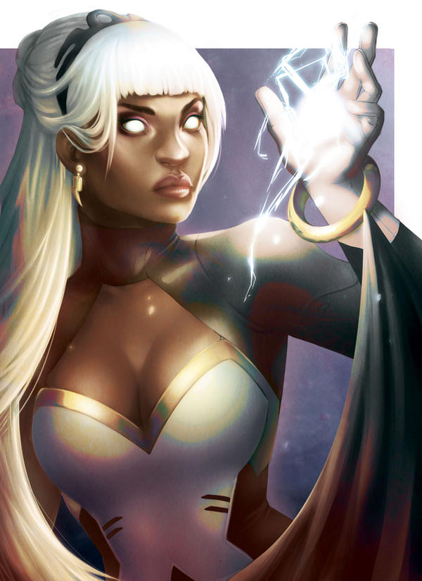 Storm by dathron