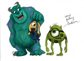 Of Monsters and Minions... by AriellaMay