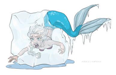 The Frozen Mermaid
