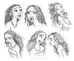Moana Expressions