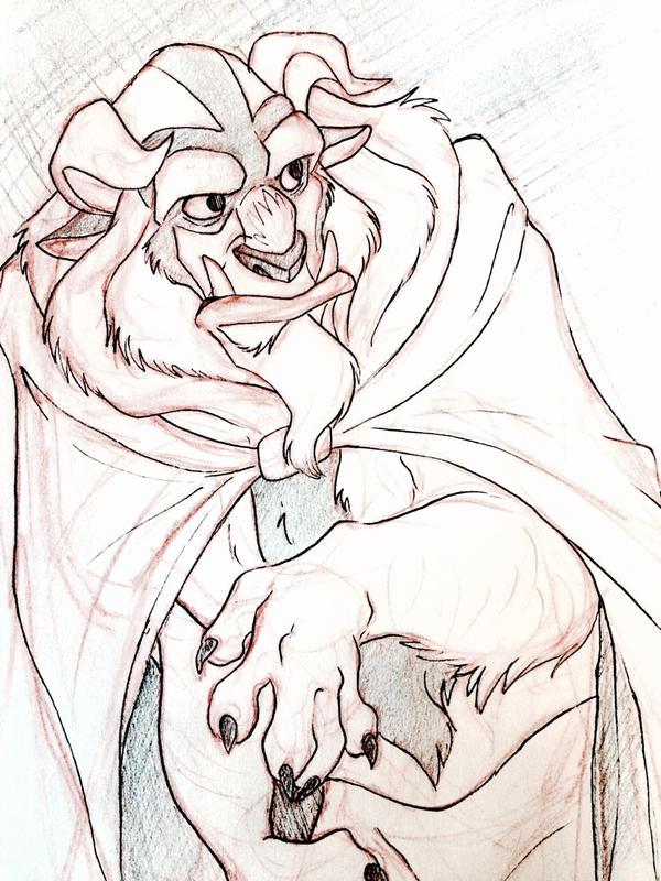 Beast by AriellaMay