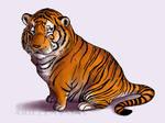 Fat Tiger