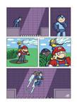 Despondent Mega Man - Float On