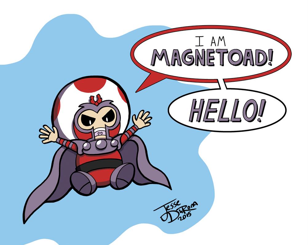 MAGNETOAD! by JesseDuRona