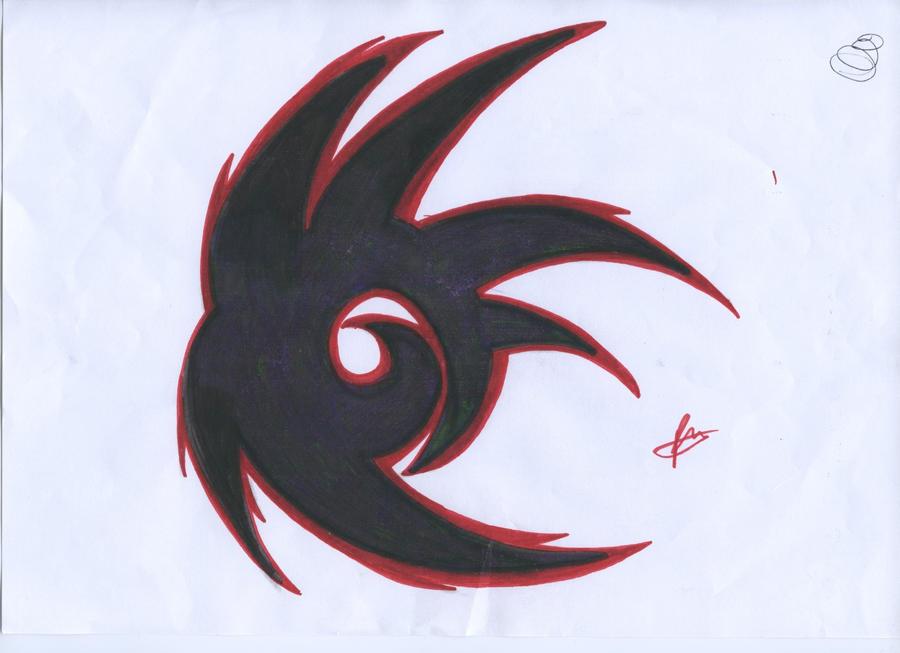shadow the hedgehog symbol 2 by ilove2dgorillaz on deviantart
