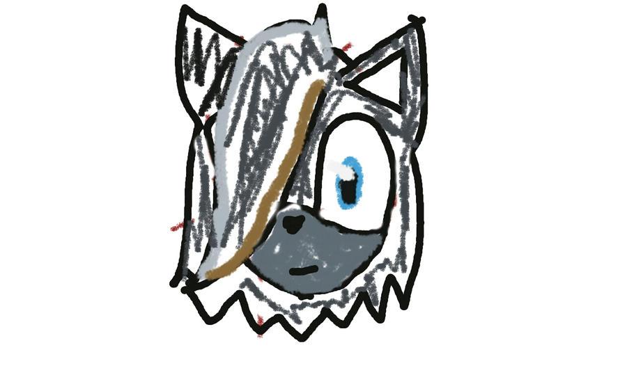 alil dark stone doodle by xlightbluesnowflakex
