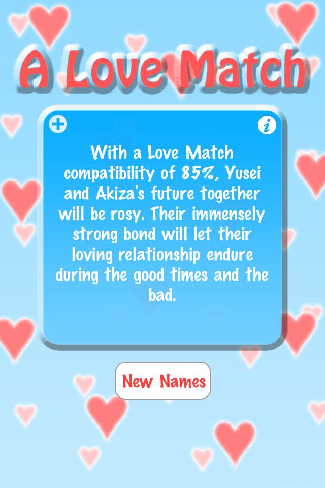 yusei and akiza relationship test