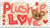 sC: plushies stamp by XxFlameFrost101xX