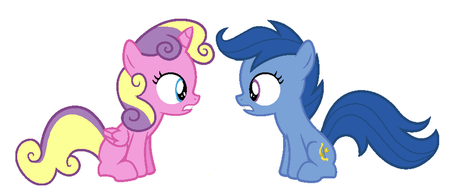 Princess Skyla and Archer by My Little Pony Princess Skyla Episode