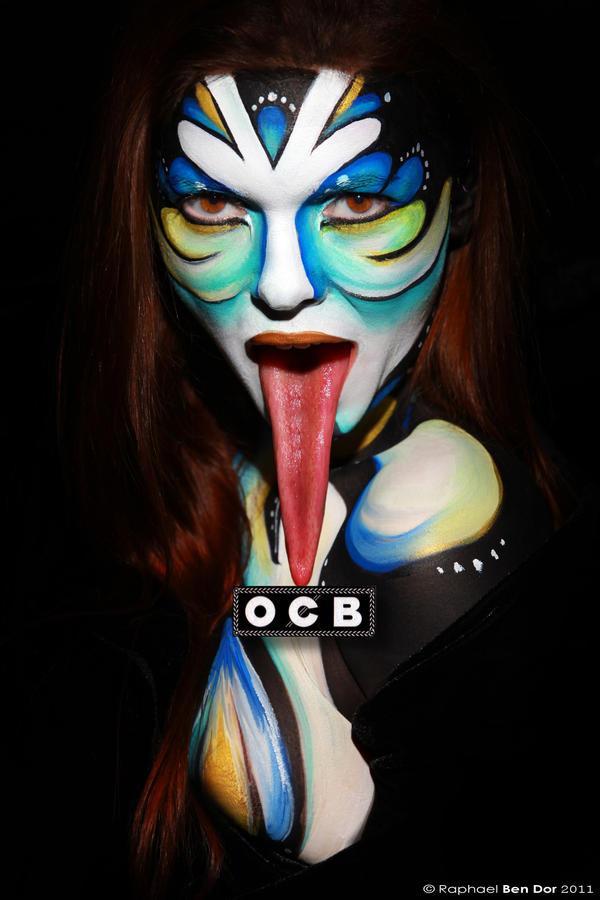 OCB I by Raphael-Ben-Dor