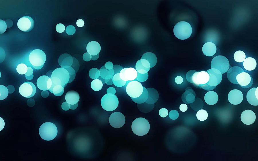 Bokeh lights 07 by Dom410