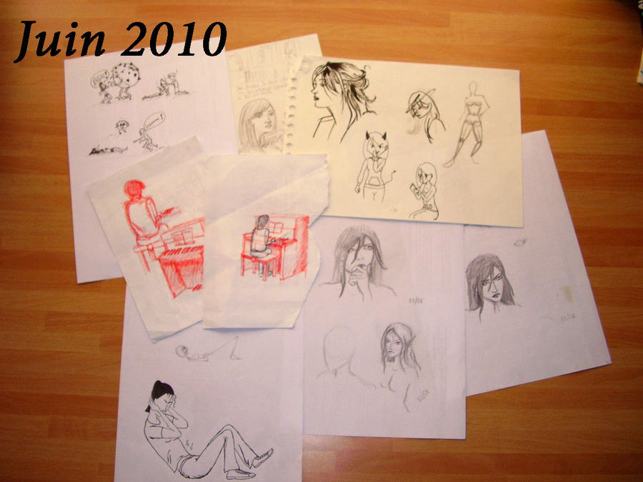 June 2010 by Elyan-Dreams
