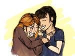 Shiny friendship by Elyan-Dreams