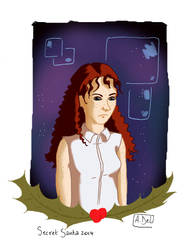 Secret Santa Nerual by Elyan-Dreams