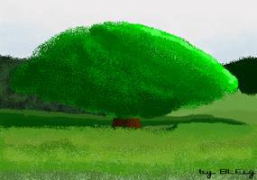 Gran Arbol by Bleiy