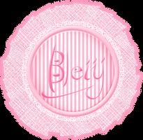 Prendedor Rosa by Bleiy